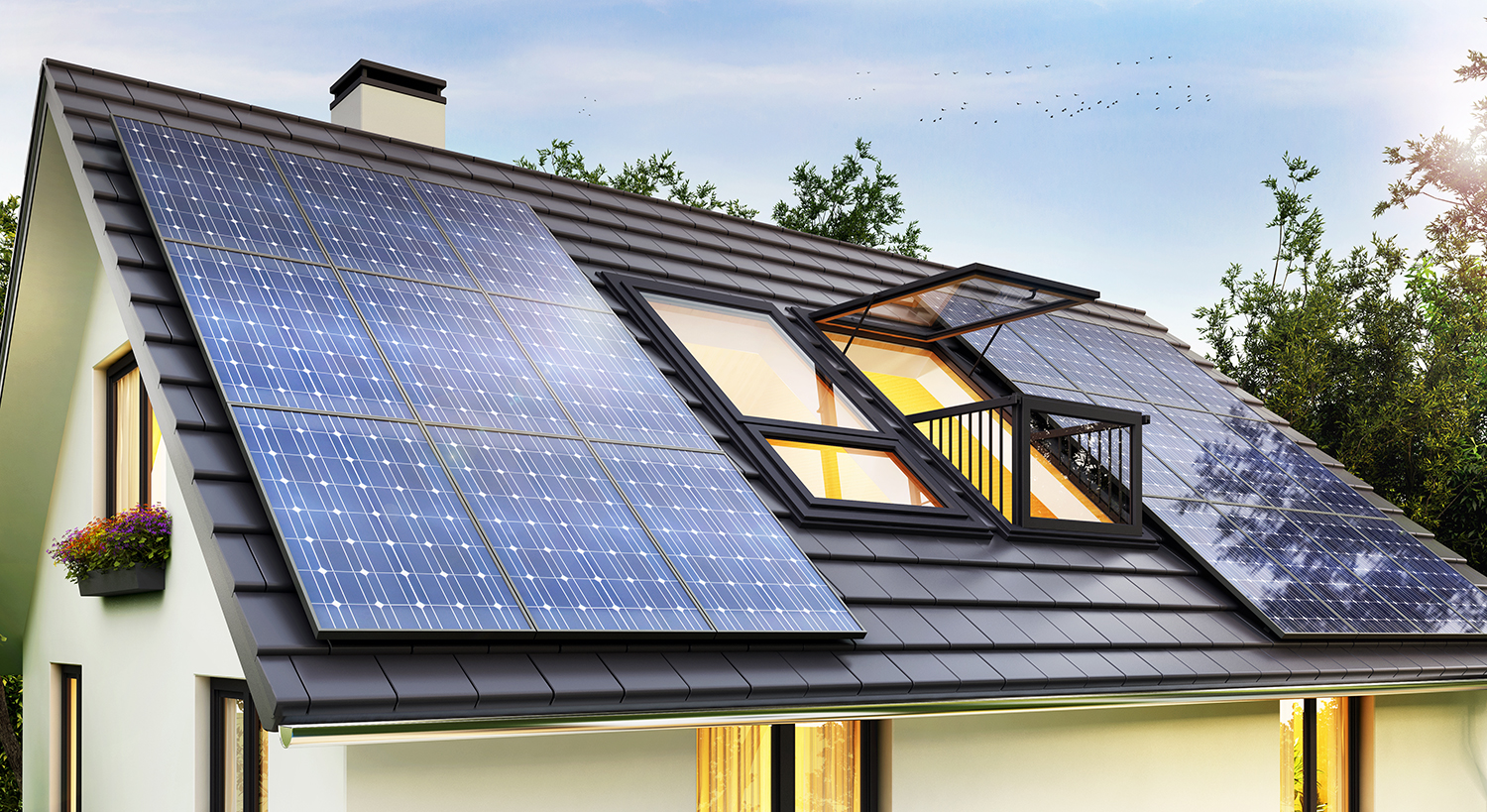 solar+storage solutions for residential and consumers