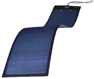 Very Flexible Solar Panel